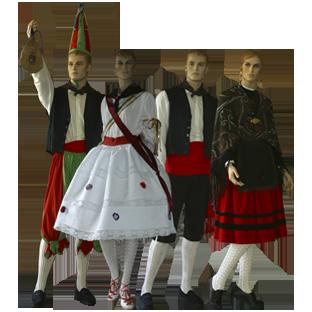 agencia erótico trajes en Logroño